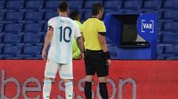 "VAR ""cản phá"" Messi, Argentina bị Paraguay cầm hòa"