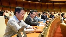 Quốc hội tán thành không cắt điện, cắt nước trong xử lý vi phạm hành chính