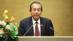 Phó Thủ tướng Trương Hòa Bình gửi thư khen Công an An Giang