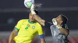 Vắng Neymar, Brazil nhọc nhằn đánh bại Venezuela