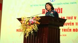 Phó Chủ tịch nước Đặng Thị Ngọc Thịnh: Nông nghiệp là ngành tiên phong đổi mới mô hình tăng trưởng