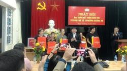 Chủ tịch Hội Nông dân Việt Nam Thào Xuân Sùng dự Ngày hội đại đoàn kết ở Hà Nội