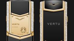 Cận cảnh điện thoại Vertu giá tiền tỷ ở Việt Nam, ngang ngửa xe Mercedes