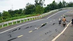 Khởi tố 1 kỹ sư vụ đường 250 tỷ mới hoàn thành đã sụt lún ở Gia Lai