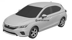 Honda City sẽ có thêm phiên bản hatchback