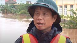 Ứng phó bão số 13: Hình ảnh cuối cùng của Chủ tịch UBND xã vừa qua đời khi nỗ lực giúp dân chống lũ