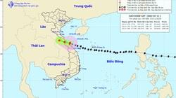 Tin mới nhất về bão số 13: Bão tiến thẳng Quảng Bình-Thừa Thiên Huế, Trung Trung Bộ đang mưa to
