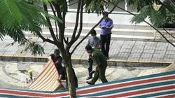 Vụ nữ luật sư rơi từ tầng 18 chung cư: Một phụ nữ đến nhà trước khi nạn nhân tử vong