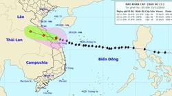 Vì sao bão số 13 giảm cấp khi vào miền Trung, chuyên gia lo ngại điều gì?