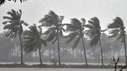 Bão số 13: Quảng Bình mưa rất to, gió giật mạnh