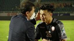 Bùi Tiến Dũng sa sút, HLV Chung Hae-seong khuyên thật lòng