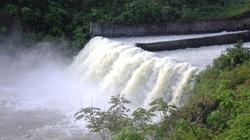 Bão số 13 - Vamco: Hà Tĩnh dự báo mưa to, nhiều hồ chứa đồng loạt xả tràn