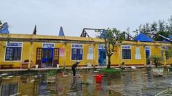 TT-Huế: Gần 4.500 nhà hư hại do bão, Chủ tịch tỉnh yêu cầu khẩn trương giúp dân khắc phục