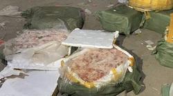 Lạng Sơn: Bắt giữ hơn 6 tạ nầm lợn đông lạnh nhập lậu