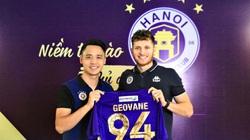 Chuyển nhượng V.League: Ngoại binh Brazil nói gì khi tới Hà Nội?