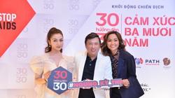 """H'Hen Niê, Trương Thị May, Hồng Ánh tham gia chiến dịch """"Cảm xúc 30 năm"""""""