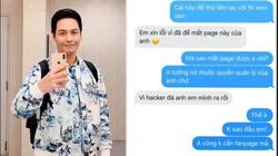 MC Phan Anh bị hacker chiếm đoạt fanpage chính thức, tống tiền