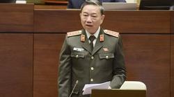 """Bộ trưởng Bộ Công an Tô Lâm: """"Đây không phải là việc tách luật hay chia quyền""""..."""