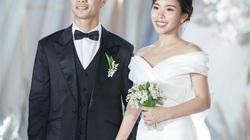 Hé lộ thực đơn sang chảnh trong đám cưới Công Phượng