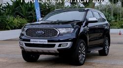 Bảng giá lăn bánh Ford Everest 2021, chờ ra mắt Việt Nam