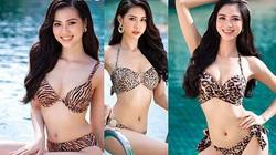 """""""Bỏng mắt"""" ngắm top 35 mặc bikini quyến rũ trước thềm Chung kết Hoa hậu Việt Nam 2020"""