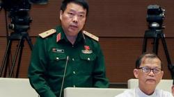 """Đại biểu Quốc hội, Thiếu tướng Sùng Thìn Cò: """"Lực lượng công an chính quy giờ quá đông"""""""