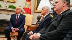 Trump có ý định dội đòn tấn công khiến Iran choáng váng trước khi hết nhiệm kỳ