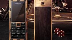 Điện thoại đắt nhất thế giới: Vertu hay iPhone mạ vàng chưa phải số 1