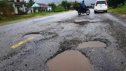 QL19 hư hỏng nặng: Chủ tịch huyện kiến nghị khẩn trương sửa chữa