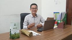 Biến cỏ dại thành ống hút xuất khẩu doanh thu trăm tỷ