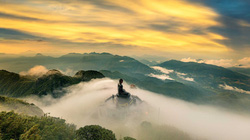Gần 1500 tăng ni, Phật tử sẽ dự Đại lễ cầu quốc thái dân an trên đỉnh Fansipan