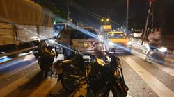 Người tự nhận là tài xế ô tô tông hàng loạt xe máy ở TP.HCM khai gì?