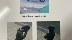Lộ hình ảnh đầu tiên của nghi phạm cướp Ngân hàng SHB ở Bình Dương