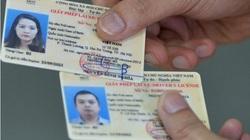Các lỗi vi phạm giao thông có thể bị tước bằng lái xe đến 2 năm