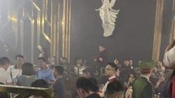 30 người dương tính với ma túy trong quán bar ở Hà Nội