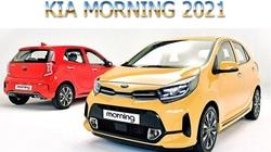 Kia Morning 2021 giá từ 439 triệu đồng, khuấy đảo thị trường Việt