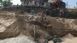 Hà Tĩnh: Bờ biển Kỳ Lợi sạt lở rất nghiêm trọng, đe dọa tính mạng của người dân