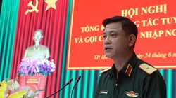 Thiếu tướng Nguyễn Trường Thắng được bổ nhiệm giữ chức Tư lệnh Quân khu 7