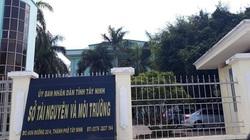 Vì sao 8 cựu cán bộ sở TN&MT Tây Ninh bị truy tố?