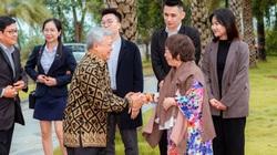 """Đoàn ngoại giao các nước ASEAN và đối tác thăm """"thủ phủ bò sữa"""" tại Nghệ An của Tập đoàn TH"""