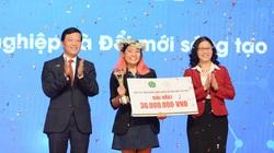 """Dự án lá chuối Việt vô địch cuộc thi """"Khởi nghiệp Nông nghiệp Đổi mới sáng tạo 2020"""""""