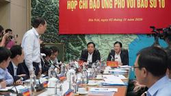 Phó Thủ tướng truy hỏi lãnh đạo Bộ Tài nguyên Môi trường về bản đồ đánh giá nguy cơ sạt lở đất