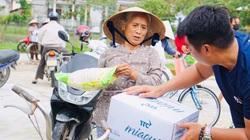 Tập đoàn TTC chia sẻ khó khăn cùng người dân miền Trung