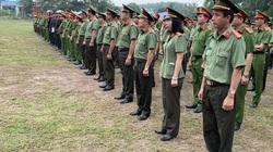 Sắp xây sân bay hơn 100.000 tỷ đồng, Đồng Nai ra mắt tổ cảnh sát bảo đảm an ninh trật tự