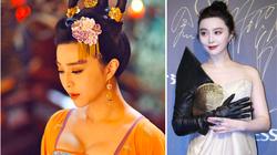 """Mỹ nhân phim cổ trang Trung Quốc ngoài đời gây """"choáng"""" vì mặt bị chê đơ cứng"""
