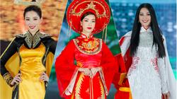 5 Hoa hậu mặc áo dài đọ sắc: Đặng Thu Thảo, Đỗ Mỹ Linh xinh đẹp như bước ra từ cổ tích