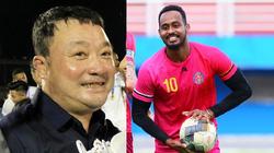 """HLV Trương Việt Hoàng ra tay, Viettel chiêu mộ """"Vua phá lưới"""" V.League 2020"""