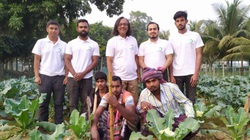 Bán nông sản kiểu một cửa ở Bangladesh