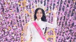 Tân Hoa hậu Việt Nam 2020 Đỗ Thị Hà sở hữu nhan sắc xinh đẹp cùng vóc dáng nổi trội