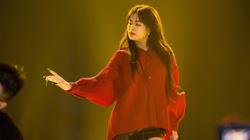 Giữa tranh cãi hát live yếu tại Hoa hậu Việt Nam 2020, Hoàng Thùy Linh có động thái gây chú ý